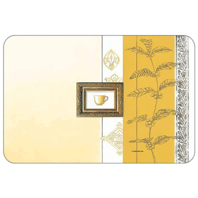 FREELANCE TABLE MAT FROSTED-8869