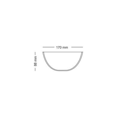 Borosil Mixing Bowl-900ml-1