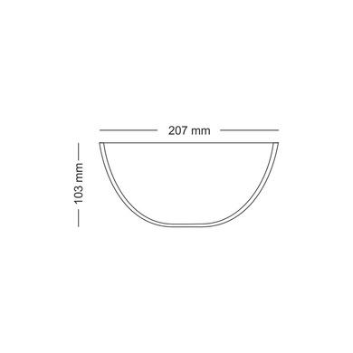 Borosil Mixing Bowl-1.7ltr-1