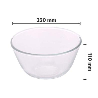 Borosil Mixing Bowl-2.5ltr-1