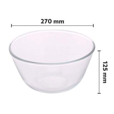 Borosil Mixing Bowl-3.5ltr-1