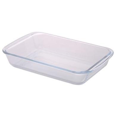 Borosil Rectangular Dish-1.5ltr-1
