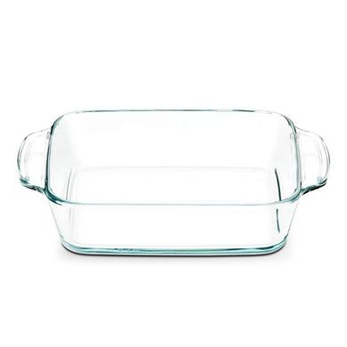 Borosil Square Dish with Handle, 800ml-29781