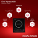 Morphy Richards Chef Xpress 400i 1400 Watts Induction-2-sm