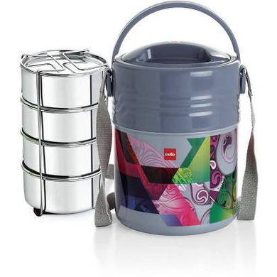Cello Meal Kit Insulated Lunch Carrier-14402