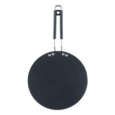 Vinod Cookware Hard Anodised Black Pearl Tawa-25cm-4
