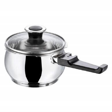 Vinod 18/8 Stainless Steel Splendid Plus Pressure Cooker (Induction Friendly)-3.5ltr-2