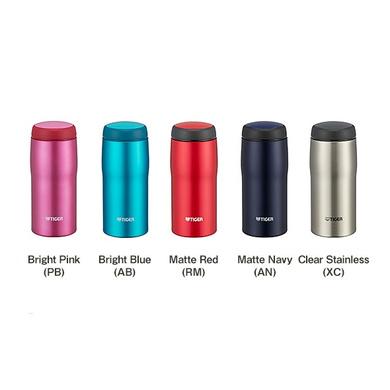 Tiger Vaccum Bottles MJA-A024/A036/A048 Bottle (Multi Color)-360ml-1