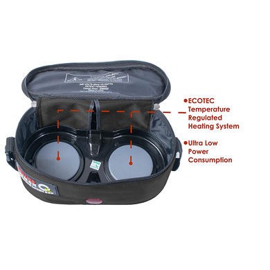 Ecoline Electric Lunch Box Q4 -Capacity 1400ml-4