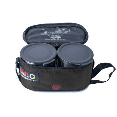 Ecoline Electric Lunch Box Q4 -Capacity 1400ml-2