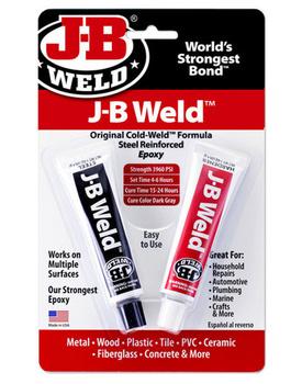 JB Weld ColdWeld Epoxy