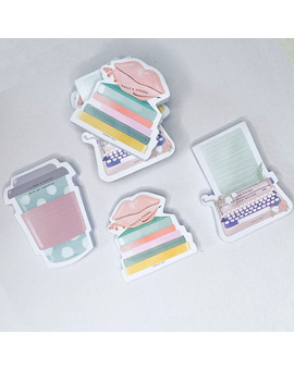 STICKY NOTES PAD - Calls & Chores