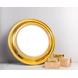 RADIANCE GOLD ROUND MIRROR - 18 inches-MIRROR18AP21-22-sm