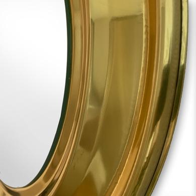 RADIANCE GOLD ROUND MIRROR - 18 inches-2