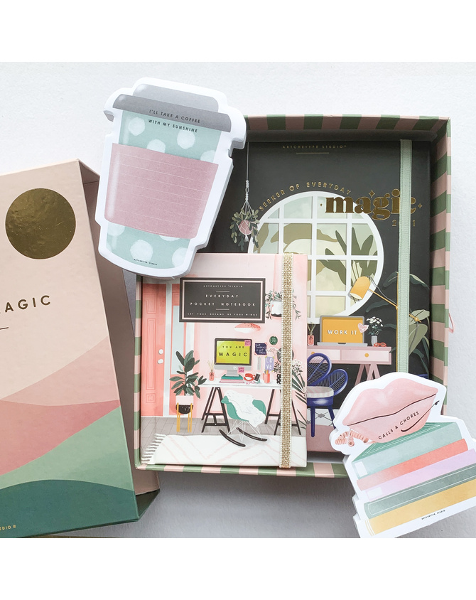 The Ultimate Planner - Curated Gift Hamper-2