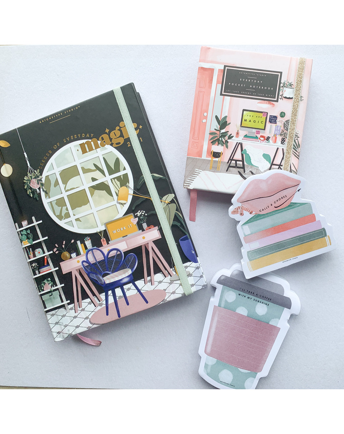 The Ultimate Planner - Curated Gift Hamper-AP21-43