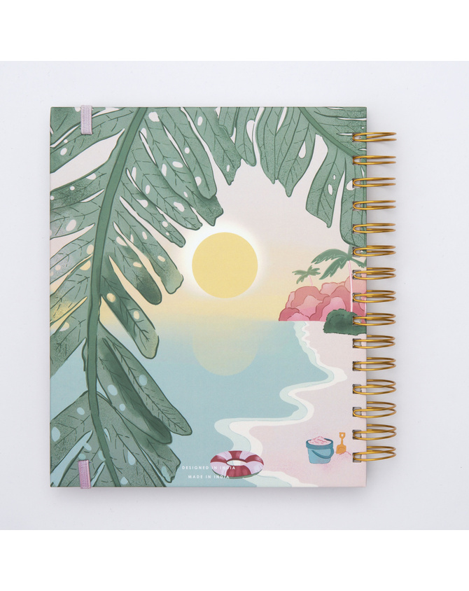 2022 Cute ft. Cubo Wire-O Bound Annual Planner | Pre-order Edition-2