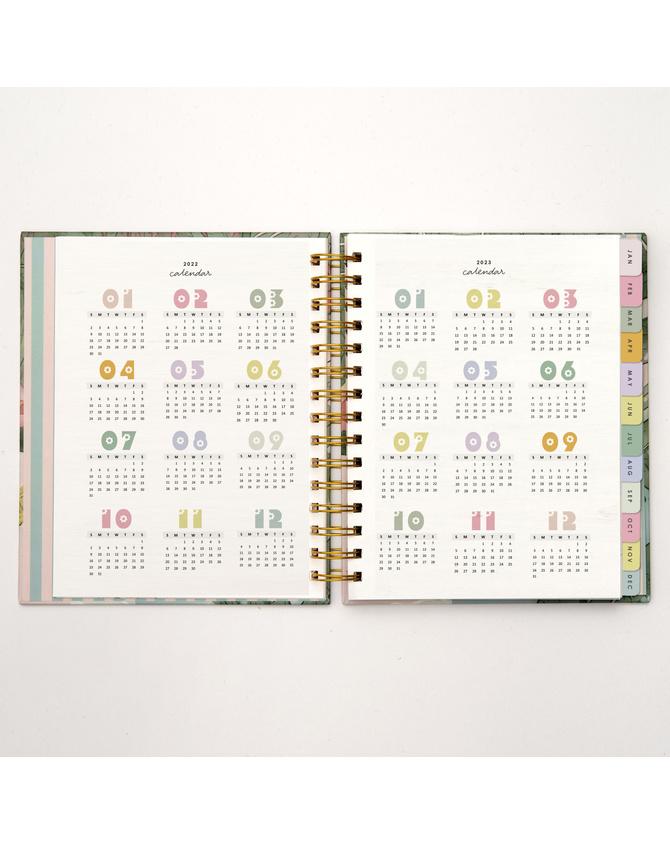 2022 Classic Wire-O Bound Annual Planner | Pre-order Edition-6