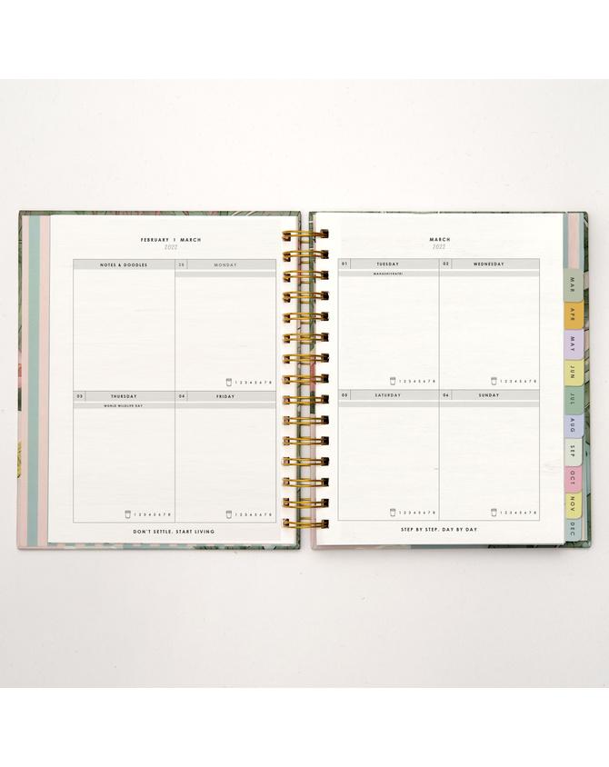 2022 Classic Wire-O Bound Annual Planner | Pre-order Edition-10