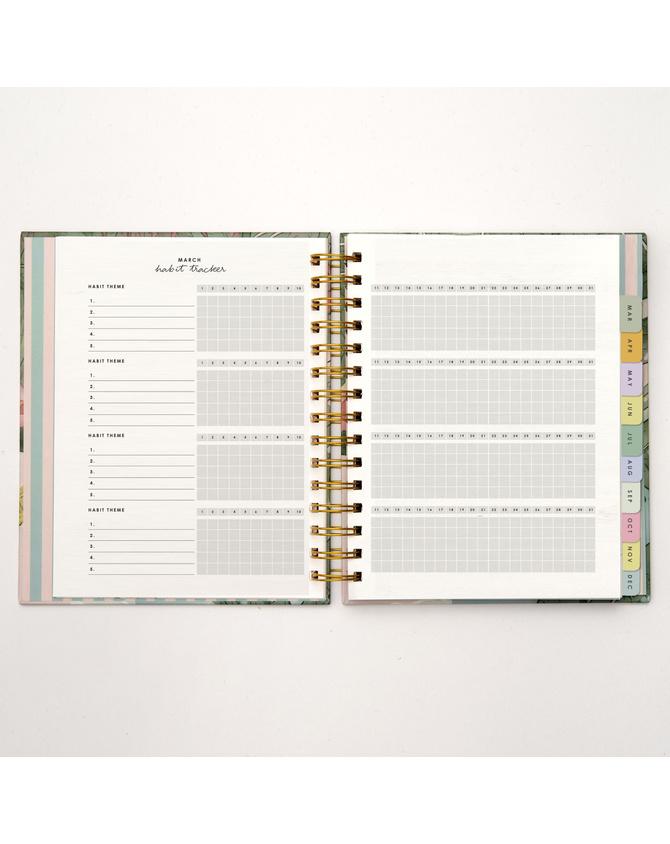 2022 Classic Wire-O Bound Annual Planner | Pre-order Edition-12