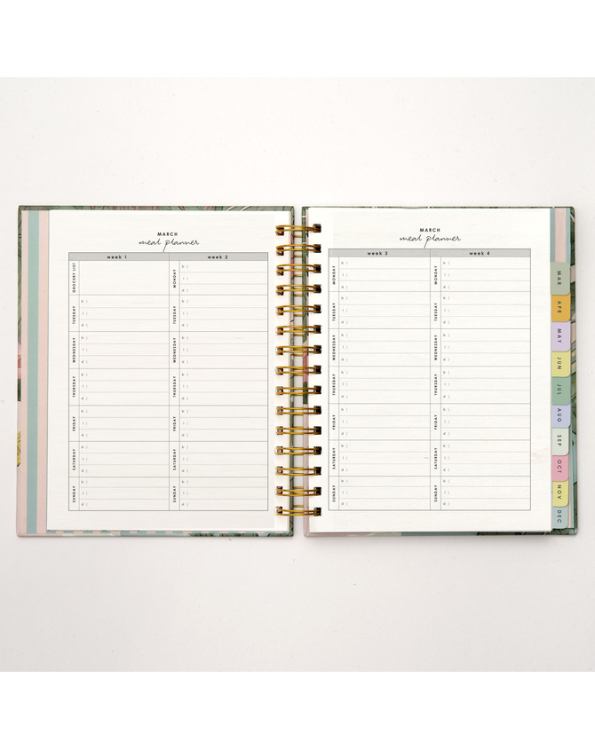 2022 Classic Wire-O Bound Annual Planner | Pre-order Edition-13