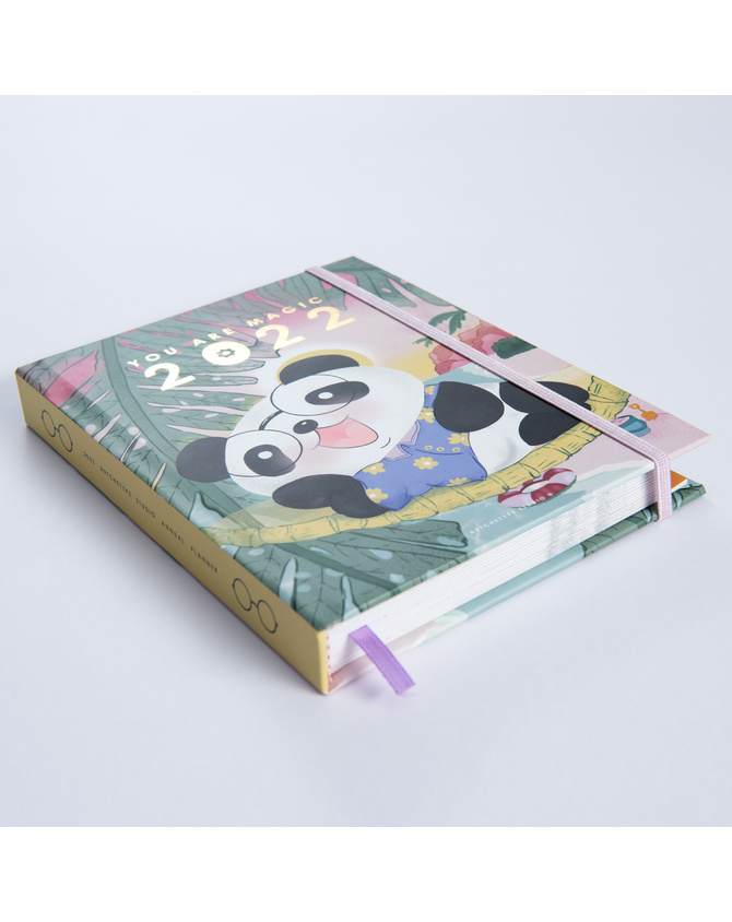 2022 Cute ft. Cubo Hardbound Annual Planner   Pre-order Edition-3