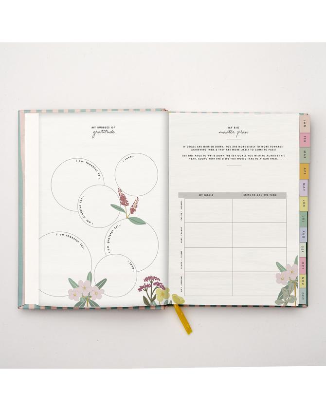 2022 Classic Hardbound Annual Planner | Pre-order Edition-4