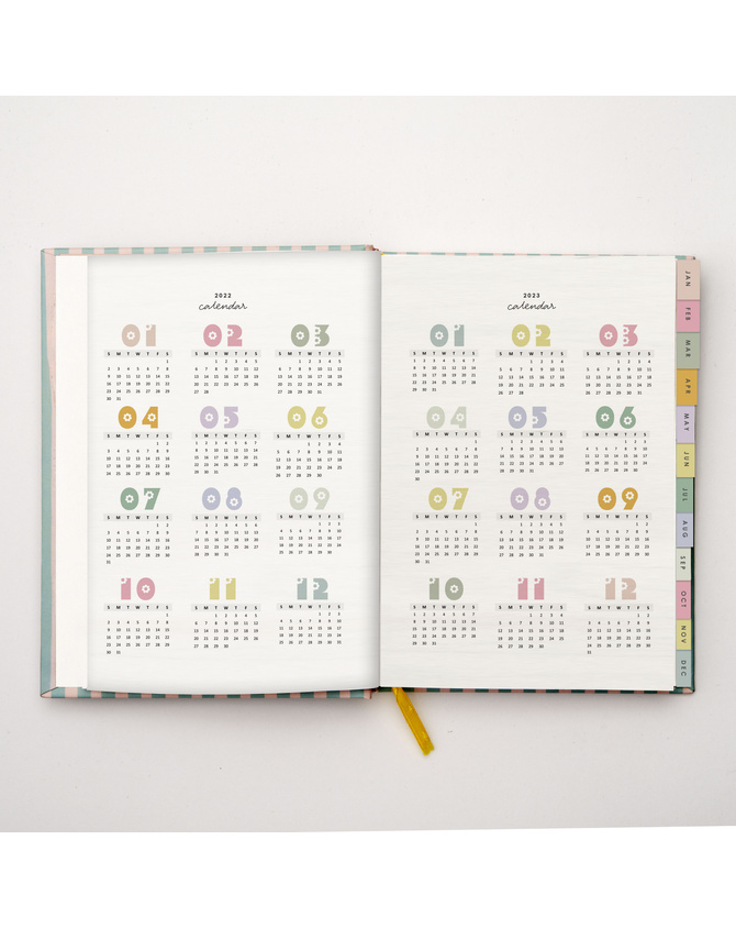 2022 Classic Hardbound Annual Planner | Pre-order Edition-6