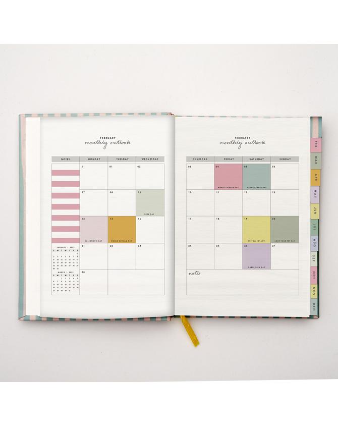 2022 Classic Hardbound Annual Planner | Pre-order Edition-9