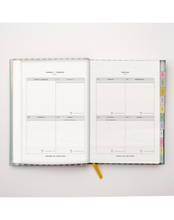 2022 Classic Hardbound Annual Planner | Pre-order Edition-10