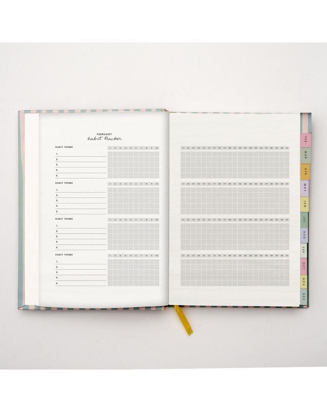 2022 Classic Hardbound Annual Planner | Pre-order Edition-12