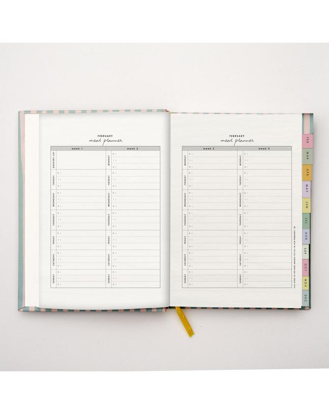 2022 Classic Hardbound Annual Planner | Pre-order Edition-13