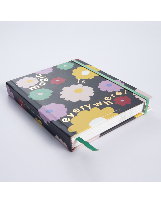 2022 Magical Blooms Hardbound Annual Planner | Pre-order Edition-3