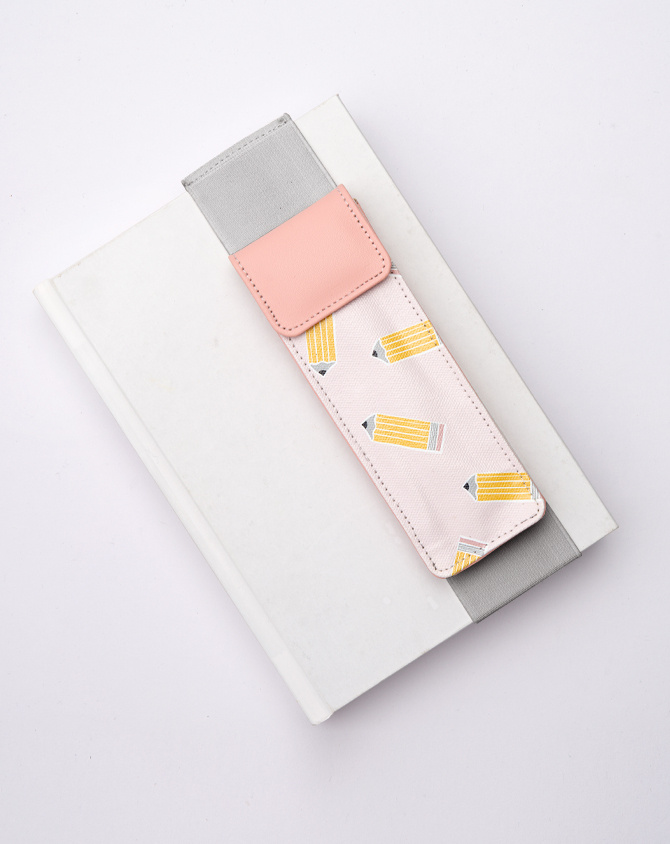 Work It Pen Pouch with Elastic Strap-2
