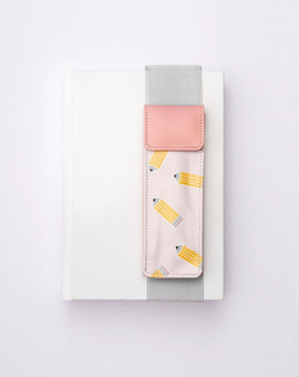 Work It Pen Pouch with Elastic Strap