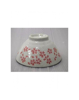 Japanese Sakura(Cherry Blossom) Bowl. Colour - White.