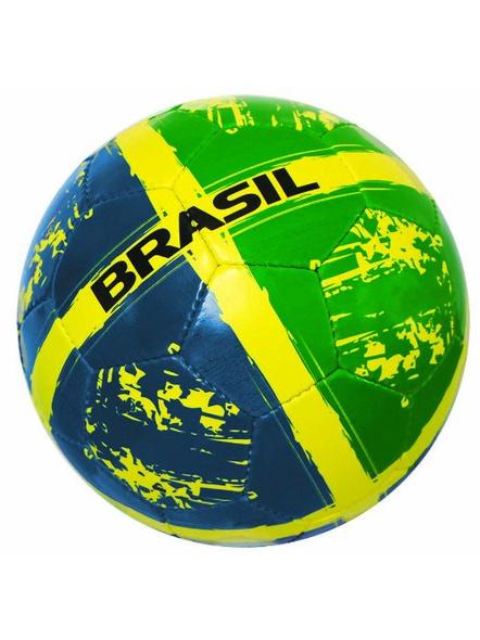 NIVIA KROSS WORLD FOOTBALL-RED BLACK-5-3