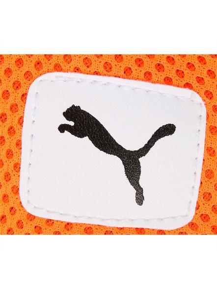 PUMA 041433 INNER GLOVES-MENS-White-orange-5