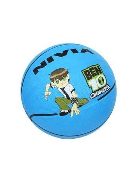 NIVIA BEN-10 OMNIVERSE BASKET BALL-PURPLE-7-3