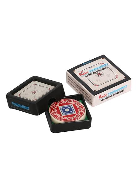 PRECISE PL-S03 TOURNAMENT PLASTIC BOX CARROM STRIKER-NA-.-3