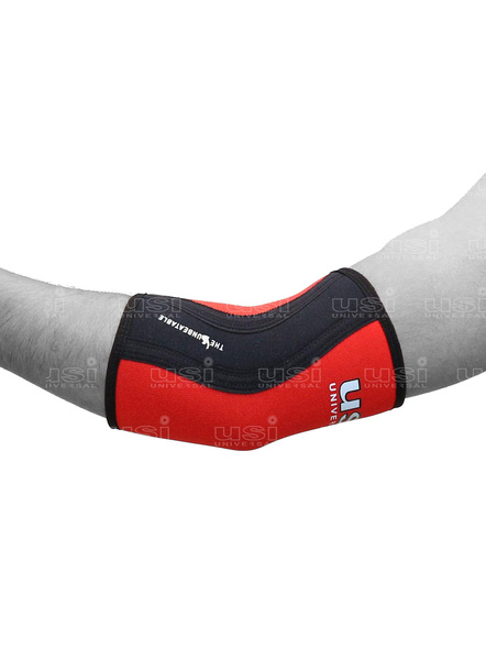 USI ES5 ELBOW SUPPORT-RED BLACK-S-3