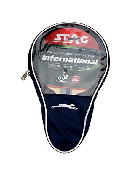 STAG B/INTERNATIONAL TABLE TENNIS BAT-NA-.-3