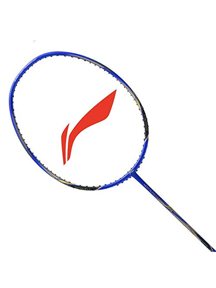 LI-NING WINDSTROM 74 BADMINTON RACQUETS (Colour may vary)-BLUE / GOLD-FS-5
