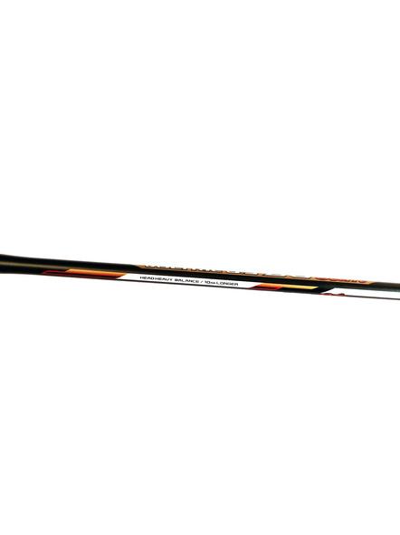 YONEX VOLTRIC 0.9 DG SLIM BADMINTON RACQUETS-BLACK/GOLD-5