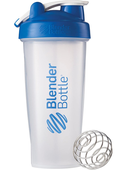 BlenderBottle Classic Loop Top Shaker Bottle, 28-Ounce (Colour May Vary)-BLUE-3
