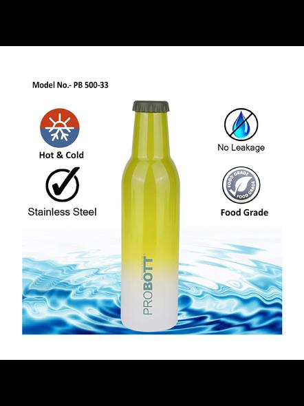 PROBOTT COLD DRINK PB 500-33 500 ml Bottle (Colour May Vary)-SKY-4