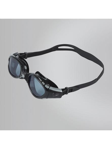 SPEEDO 8012327649 SWIM GOGGLES-BLACK/SMOKE-SR-4