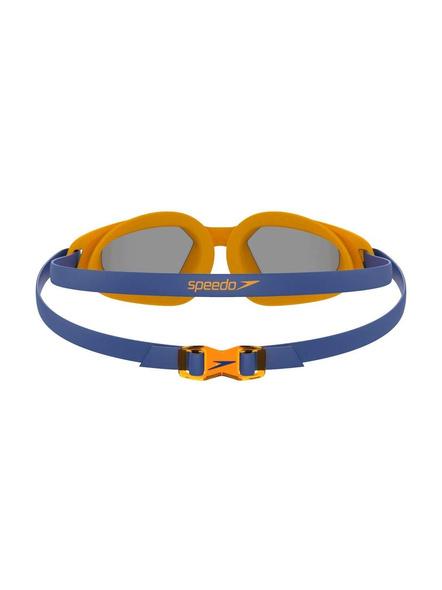 SPEEDO 812270D659 SWIM GOGGLES-BLUE ORANGE-JR-4