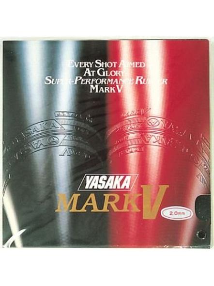 YASAKA MARK V TABLE TENNIS RUBBER-RED-1