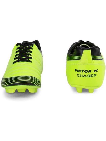 VECTOR X CHASER FOOTBALL STUD-GREEN/BLACK-1-4